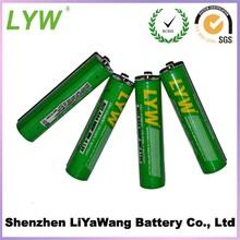 1.5vr6カーボン亜鉛電池aaサイズの低いmoqを持つと競争力のある価格深センから