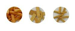 fried flour/salad/rice crust processing line/production line