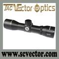 Vector óptica slingshot hunting 4x 32 compacto multi- revestido impermeável escopo rifle de caça equipamentos