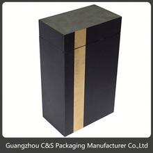 2014 Hot Sales High-End Handmade Wooden Wine Box Carrier