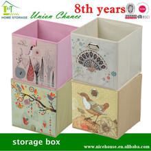 New design folding storage box,fabric storage box,box storage