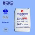 Dióxido de titanio rutilo r909 sa código: 3206111000