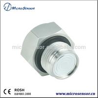 M20x1.5 Male Pressure Port Microcencor MPM280 Flat Diaphragm Pressure Sensors