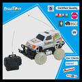 Hot item 4 funções roda transparente carro elétrico rc