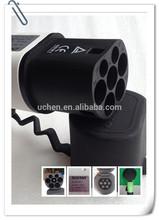 iec 62196-2 ev Plug/iec62196 3-PHASE plug/IEC62196-2 7-pins plugs
