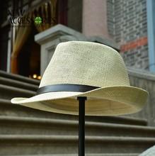 fashion mens custom cheap straw hat