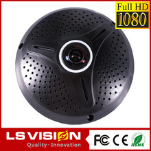 LS Vision 360 degree wide angle mini cctv camera 360 panoramic hidden camera