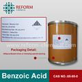 El ácido benzoico 20% wp amoniocas. 112225-87-3 de plaguicidas