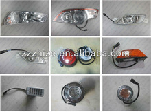 hot sale all models bus lights for yutong/bus spare parts