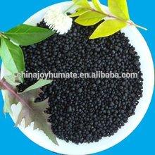 humic acid organic-inorganic fertilizer NPK 5-5-5