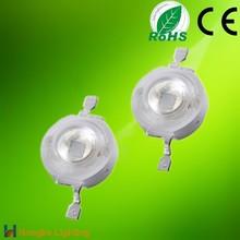 1w green bridgelux chip power led 3v warning strobe light