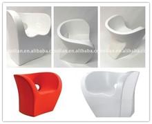 Ron Arad inspired Little Albert Chair/Living room furniture /fiberglass Chair