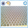 Railway construction material & bathroo construction with aluminum honeycomb core