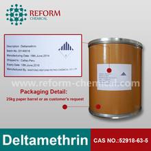 Deltamethrin 98%TC CAS No.52918-63-5 Insecticide
