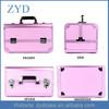 2014 HOT Professional Aluminum Beauty Box Vanity Case ZYD-HZMmc001