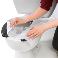 paper toilet seat cover, virgin pulp toliet paper