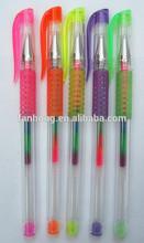 changing color gel ink pen,glitter color pen