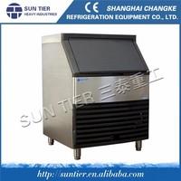 SUN TIER fast food restaurant equipment dry ice machine home soda maker ice maker