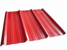 Thin Galvanized Metal Sheet Corrugated Metallic Roof