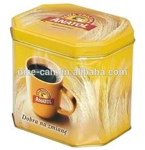 Nice-Can food grade coffee tin can for coffee bag