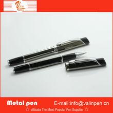 hot sale promotional item,decorative metal ballpoint pen,promotional thick ballpoint pen
