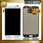 China Supplier galaxy note n7100 lcd touch screen with display assembly mobile phone for samsung note 2(without frame)