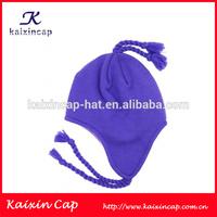 Custom Acrylic Crochet Beanie Hat Wholesale Funny Baby Knitted Beanie Hat
