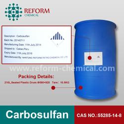 Carbosulfan 5%20%EC 40%EW insecticide pesticide Carbosulfan