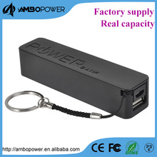 mobile power bank 2600mah/perfume style power bank ups