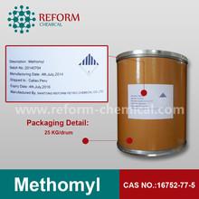 Insecticide Methomyl 98%TC 10%WP 20%40%90%SP Methomyl