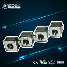 China Manufacture Nema 17 Stepper Motor with High Quality & Low Price
