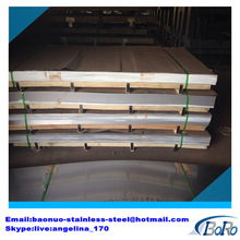 ASTM standard 304 stainless steel sheet for cooking
