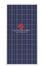 Poly285w New Product Transparent Top Point Solar Panel With Full Certified Solar Panel Price Flexible 156*156