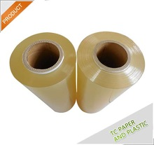 450mm width hotel use pvc food grade pvc plastic packaging film