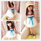 free sample!!2014 hot sale online market child models top 100 party girl dress