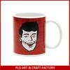 2014 High Quality Decal Printing Ceramic Mug Factory Wholesales