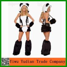 Hot Sale Halloween Costume Sexy Adult Panda Costume