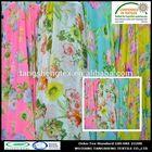 2014 new popular digital printed polyester chiffon fabric for sale