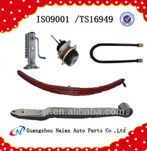 hot rolled auto truck leaf spring suspension