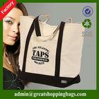 Eco High Quality Canvas Cloth Bag