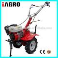 Rusia tipo/mini cultivator/jardín trimmer/170f motor de gasolina timón