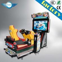 2014 New Split Second 3D Sonic Car Racing Game Machine / Racing Simulator