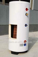 100L-1000L galvanized steel/stainless steel solar storage hot water tank
