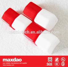 2014 new products PS-6153-2-WHITE unistrut end cap