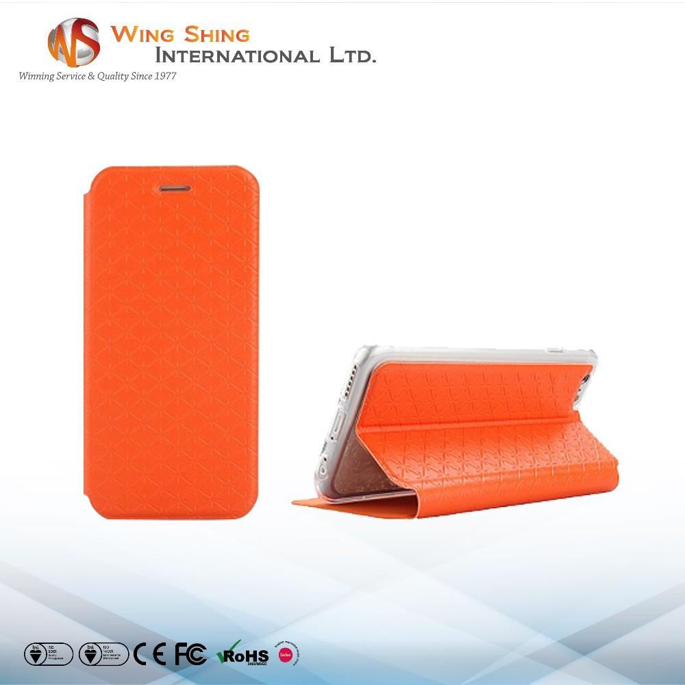 High quality virgin pu pc mobile case