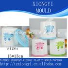 custom EU standard plastic tissue box mold manufacturer