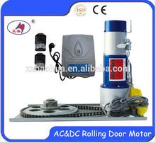 DC24v automatic rolling shutter side mounting motors /garage door mechanisms/rolling garage door opener JMJ-DC-500KG