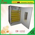 2014 più nuovo termostato per ew-1232 uovo di gallina incubatore per la vendita
