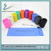 high quality colored flexible 109 keys silicon keyboard laptop