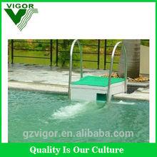 Fasshion design hot sale swim spa backyard outdoor large swimming
